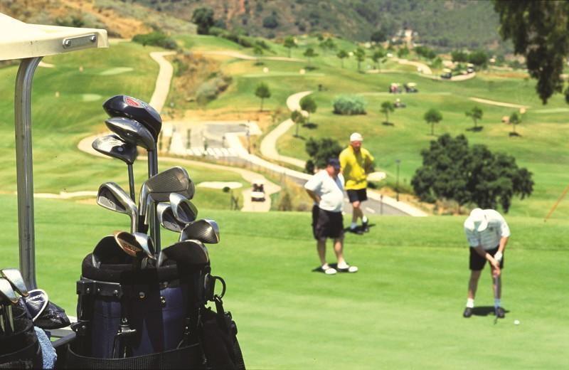 Mancomunidad Mancomunidad La Cala Resort albergará el Andalucía Costa del Sol Match Play 9