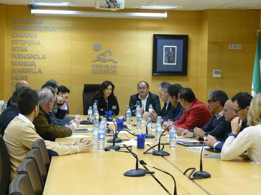 Mancomunidad Mancomunidad Las mancomunidades Occidental y Oriental coordinan acciones conjuntas