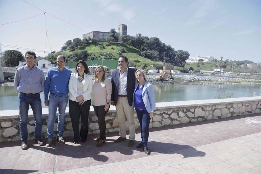 Mancomunidad Mancomunidad Las obras de saneamiento integral de Fuengirola realizadas por Acosol, a punto de terminar