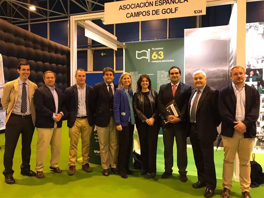 Mancomunidad Mancomunidad Acosol trabaja junto a entidades oficiales de España y la UMA en proyectos de uso de agua reciclada para riego de campos de golf