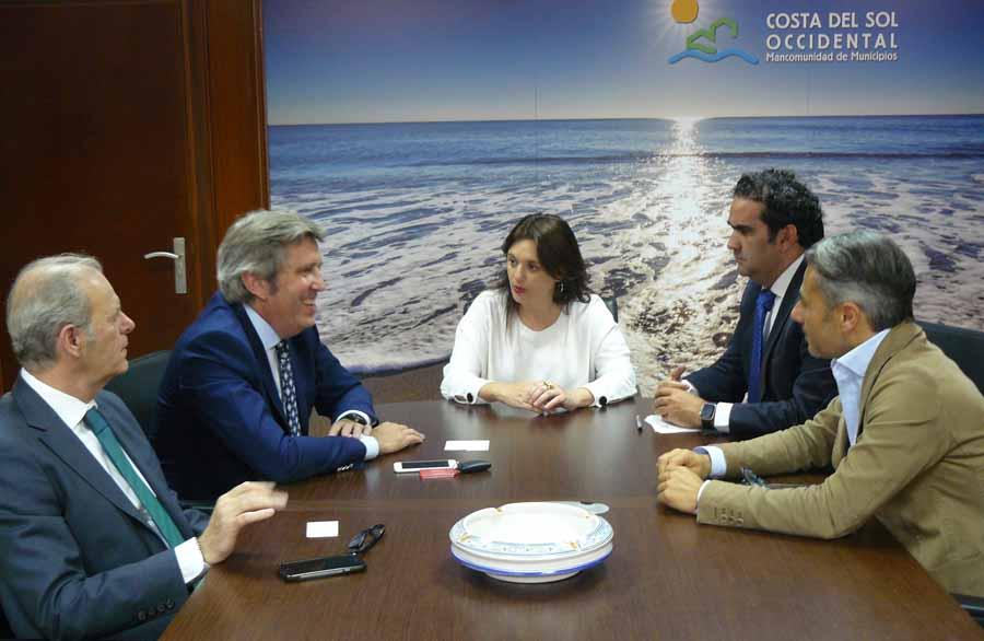 Mancomunidad Mancomunidad La Mancomunidad y Acosol firman un acuerdo para la formación y apoyo a las empresas con la Fundación INCYDE