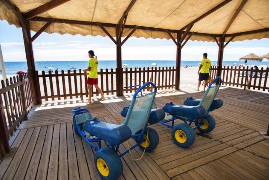 Torremolinos Torremolinos El PP trasladará al pleno su preocupación por el estado de las playas accesibles de cara al verano