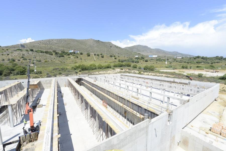 Torremolinos Torremolinos Aguas de Torremolinos aborda una inversión de dos millones de euros en la renovación integral de un depósito de abastecimiento a la población