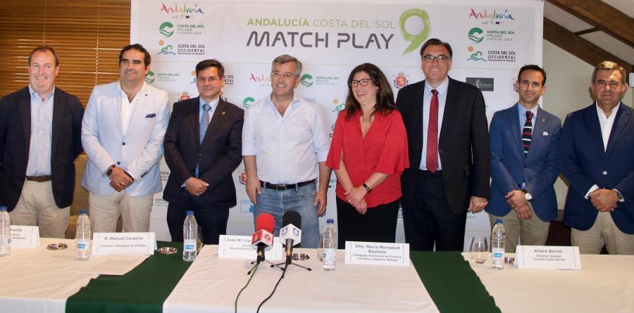 Mancomunidad Mancomunidad Arranca el Andalucía Costa del Sol Match Play 9 con la presencia de 24 jugadores españoles