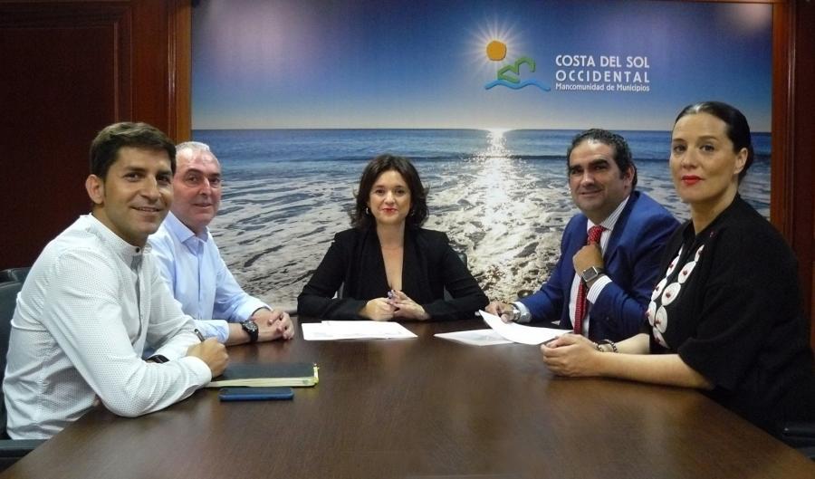 Mancomunidad Mancomunidad Acosol y el Ayuntamiento de Casares garantizarán el agua a las personas con pocos recursos