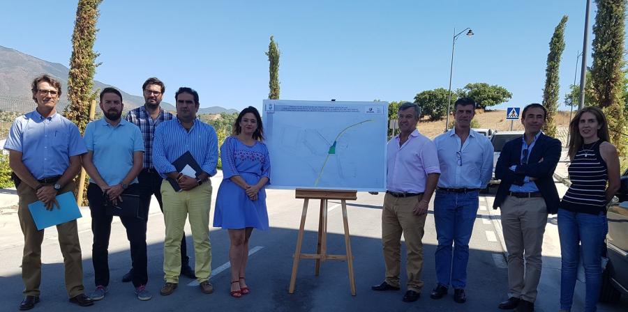 Mancomunidad Mancomunidad Acosol invertirá algo más de 1,1 millones de euros en reacondicionar la red de suministro de agua en la zona oeste de Estepona