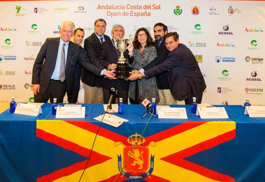 Mancomunidad Mancomunidad La Mancomunidad y Acosol, entre los patrocinadores del Andalucía Costa del Sol Open de España, escaparate del golf en femenino del 22 al 25 de noviembre en La Quinta Golf & Resort de Benahavís
