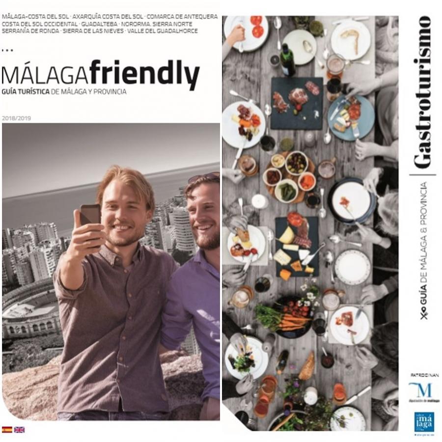 Malaga Malaga Presentación en Fitur 2019 de las Guías de Turismo Friendly y de Turismo Gastronómico de Málaga y Provincia