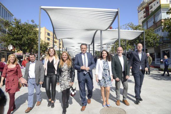 Torremolinos Torremolinos Torremolinos inaugura la peatonalización de su centro urbano