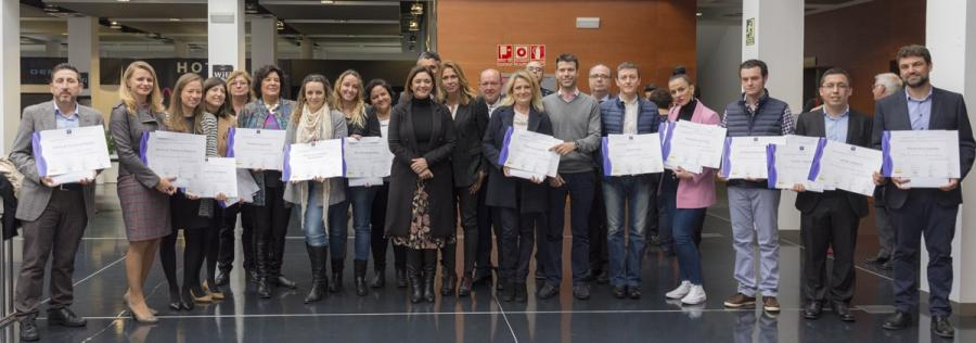 Mancomunidad Mancomunidad Mancomunidad y la Junta entregan las primeras certificaciones de calidad del SICTED