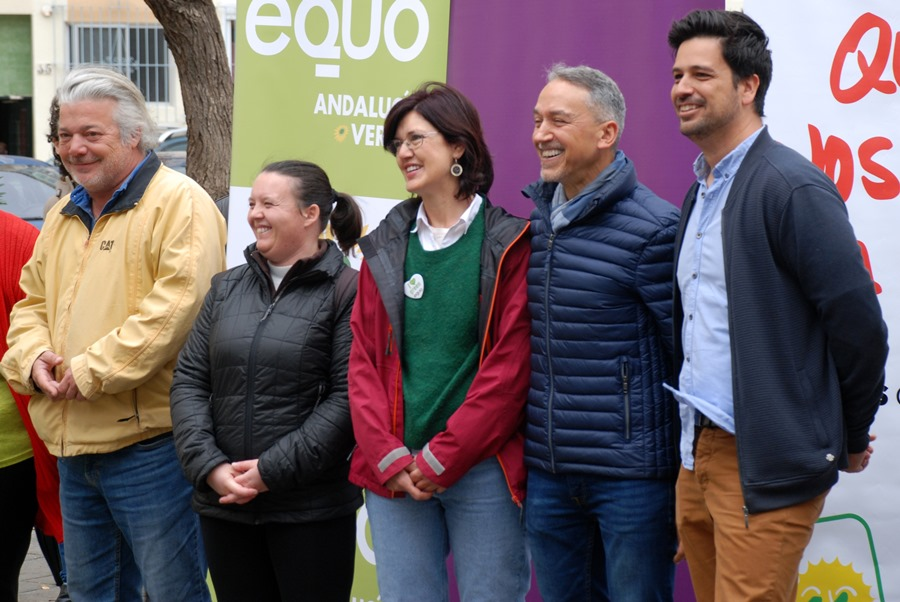 Torremolinos Torremolinos Equo respalda la candidatura de Adelante Torremolinos