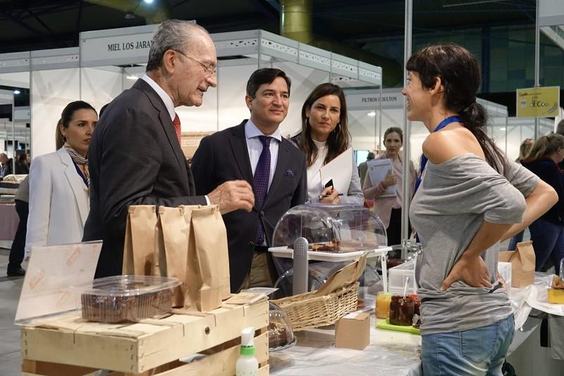 Malaga Malaga Natura Málaga reúne una amplia oferta de productos y servicios vinculados a la sostenibilidad y el bienestar con más de 160 empresas