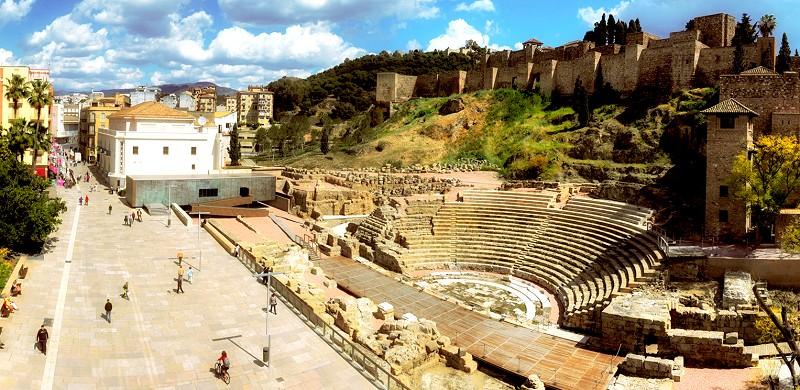 Malaga Malaga La Costa del Sol exhibe su oferta cultural del destino a agentes de viajes franceses