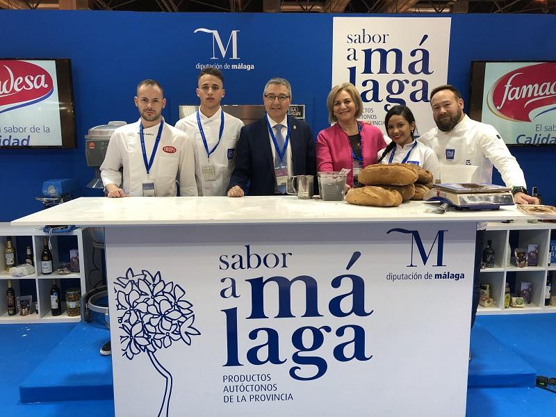 Malaga Malaga 'Sabor a Málaga' amplía su presencia en Salón de Gourmets para seguir ganando cuota de mercado