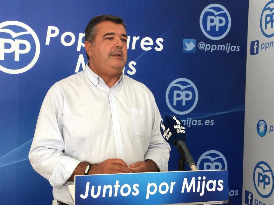 Mijas Mijas El alcalde de Mijas (C's) sigue desobedeciendo al Pleno y no convoca la Comisión de Seguimiento de Contratación