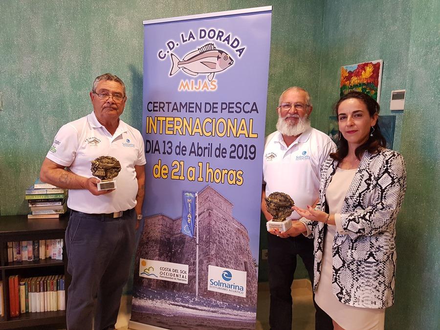 Mancomunidad Mancomunidad La Mancomunidad patrocina el Certamen de Pesca Internacional del C.D. La Dorada de Mijas que se celebrará el sábado 13 de abril en la Playa del Torreón de La Cala de Mijas