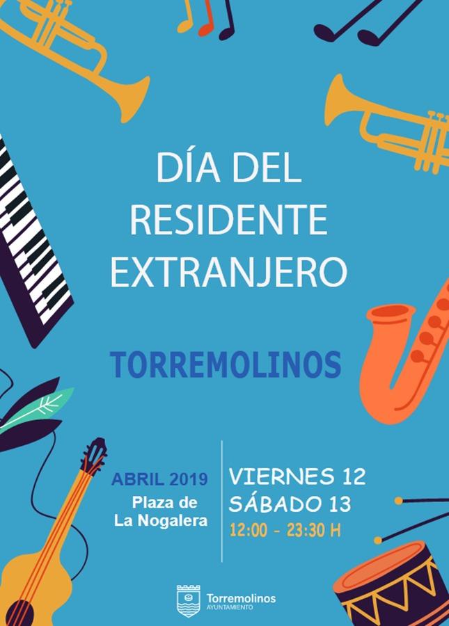Torremolinos Torremolinos Torremolinos hace gala este fin de semana de su multiculturalidad con la celebración del XXV Día del Residente Extranjero