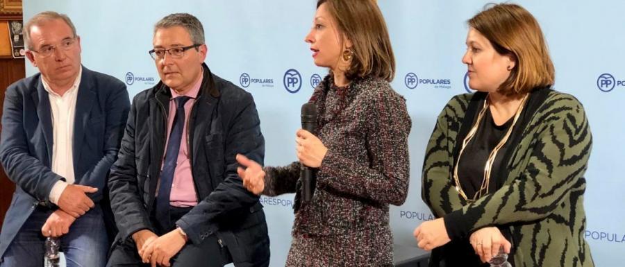 Actualidad Actualidad El PP apuesta por construir una provincia más competitiva de la mano del tejido empresarial