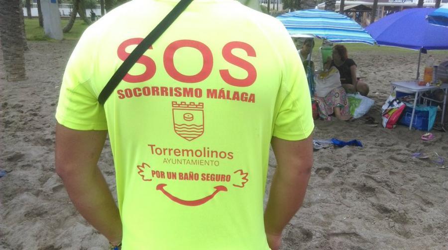 Torremolinos Torremolinos Mañana se inicia el servicio de socorrismo en las playas de Torremolinos de cara a la Semana Santa