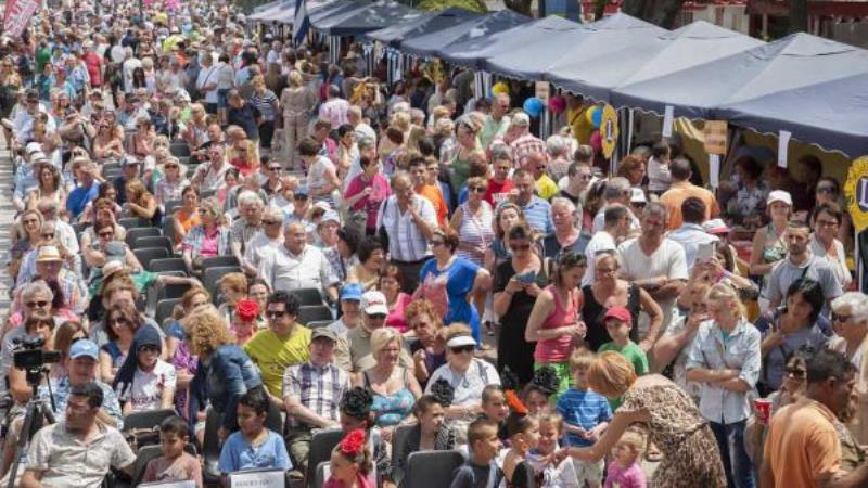 Torremolinos Torremolinos Mañana sábado continúan las celebraciones del XXV Día del Residente Extranjero de Torremolinos