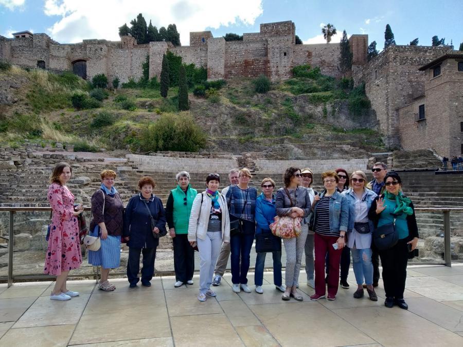 Malaga Malaga Málaga promociona su oferta en destino para el mercado ruso