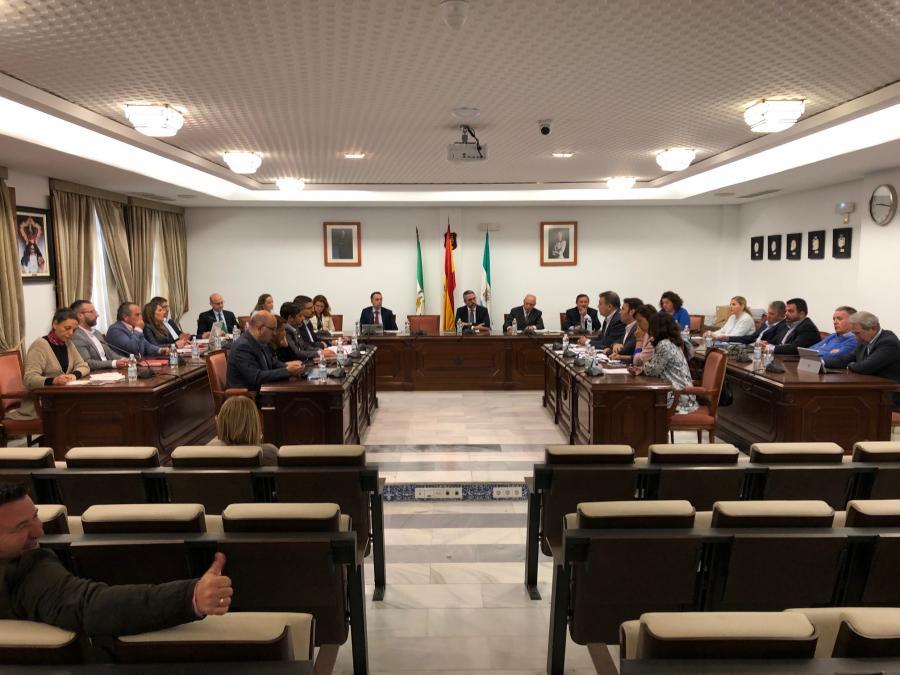 Mijas Mijas Se ampliará la auditoría informática al resto de departamentos y empresas municipales gracias a la insistencia del PP de Mijas