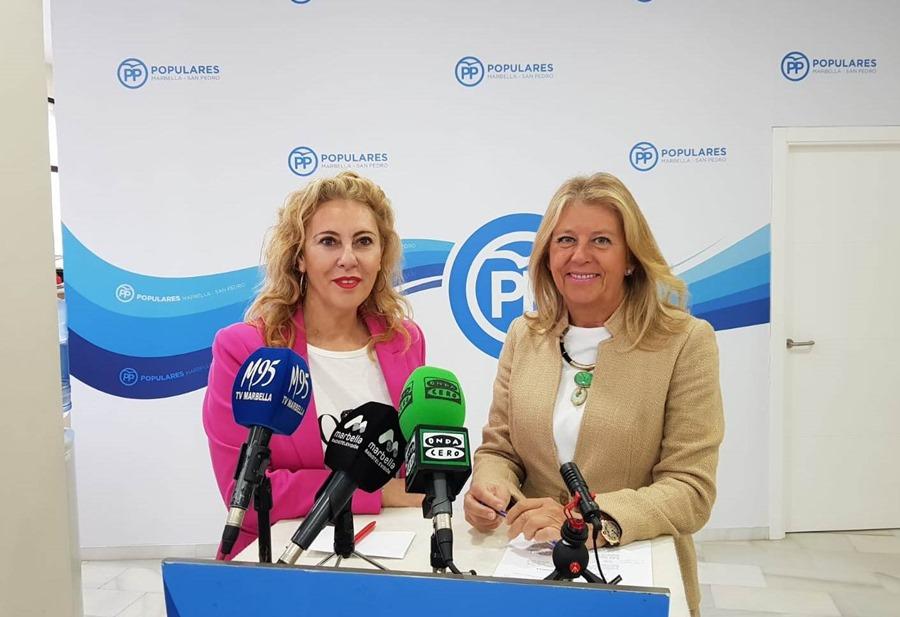 Marbella Marbella El PP impulsará sin falta la estabilización de las playas en Marbella y San Pedro