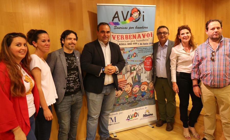 Actualidad Actualidad Veinticinco municipios de la provincia participarán de forma simultánea en las verbenas solidarias a favor de AVOI