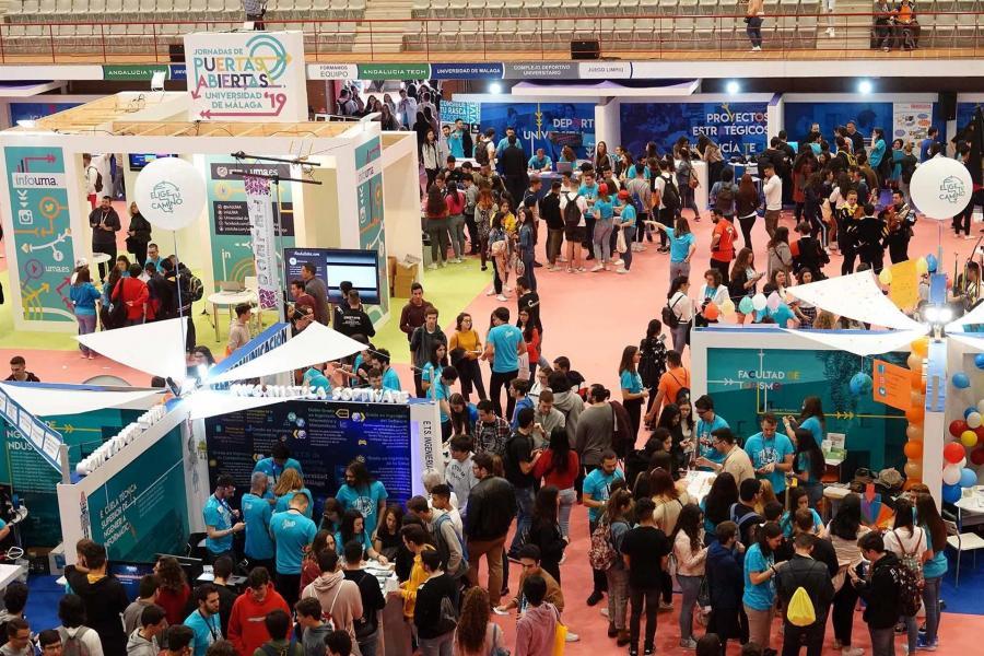 Actualidad Actualidad Los estudiantes malagueños, los más emprendedores de España