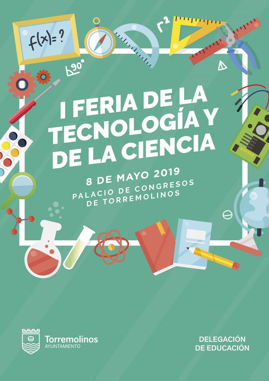 Torremolinos Torremolinos Un millar de alumnos de diez centros educativos de Torremolinos protagonizan la 'I Feria de la Tecnología y de la Ciencia'