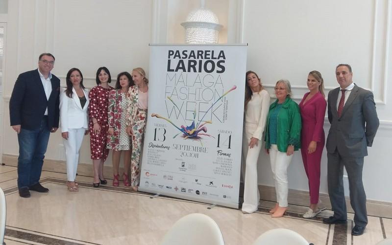 Malaga Malaga La Costa del Sol volverá a convertirse en el epicentro de la moda con la celebración de la Pasarela Larios