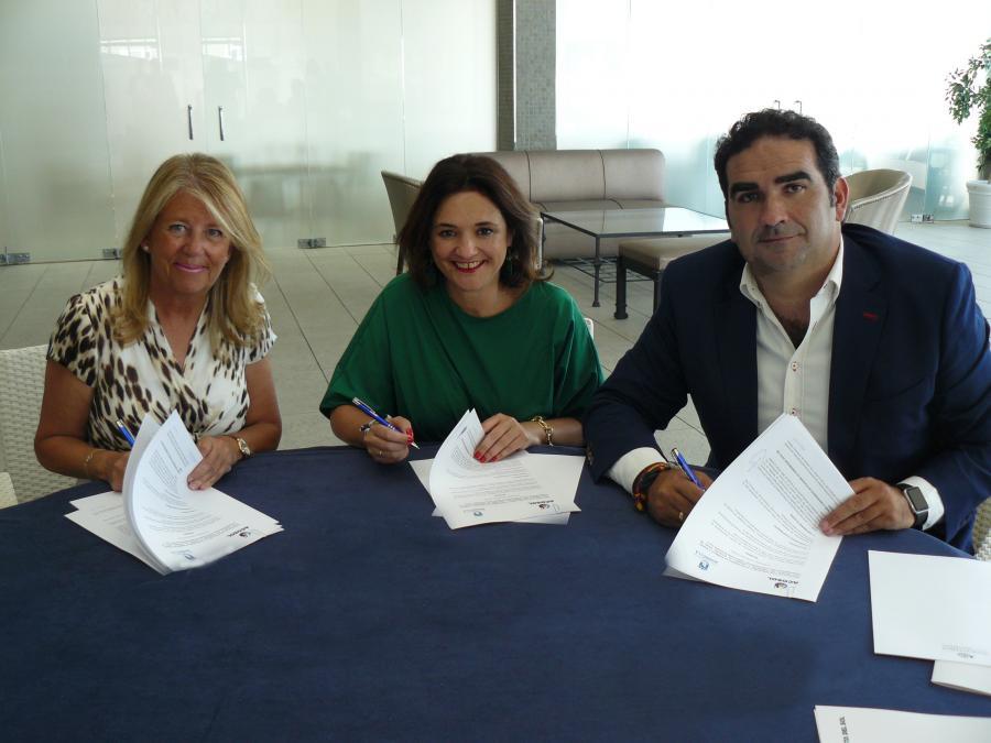 Mancomunidad Mancomunidad La Mancomunidad invierte en Marbella más de 280.000 euros en dos obras