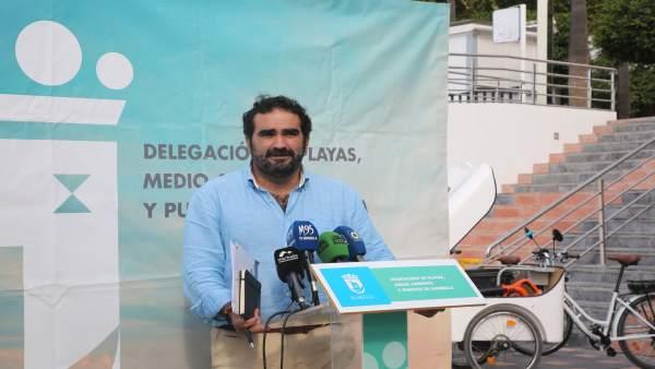 Marbella Marbella Marbella consigue cuatro banderas azules con los nuevos criterios implantados este año por la Asociación de Educación Ambiental y del Consumidor