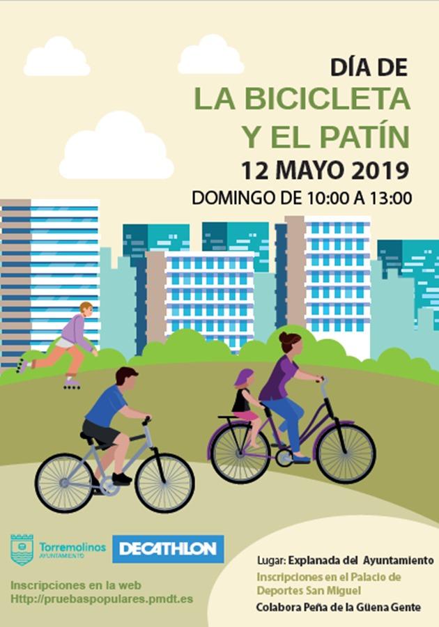 Torremolinos Torremolinos Torremolinos celebra este domingo la XXXI edición del Día de la Bicicleta y el Patín