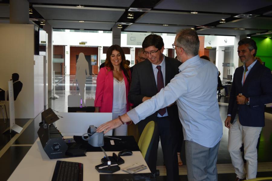 Marbella Marbella La Junta impulsará la actividad de Andalucía Lab de Marbella, que atenderá a más de 2.500 profesionales en 2019