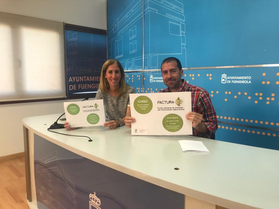 Fuengirola Fuengirola Curso gratuito de facturación electrónica dirigido a los comerciantes y empresarios fuengiroleños