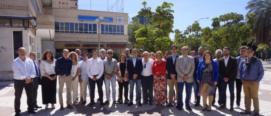 Malaga Malaga El PP de Málaga renueva más de una quinta parte de sus candidatos a las alcaldías