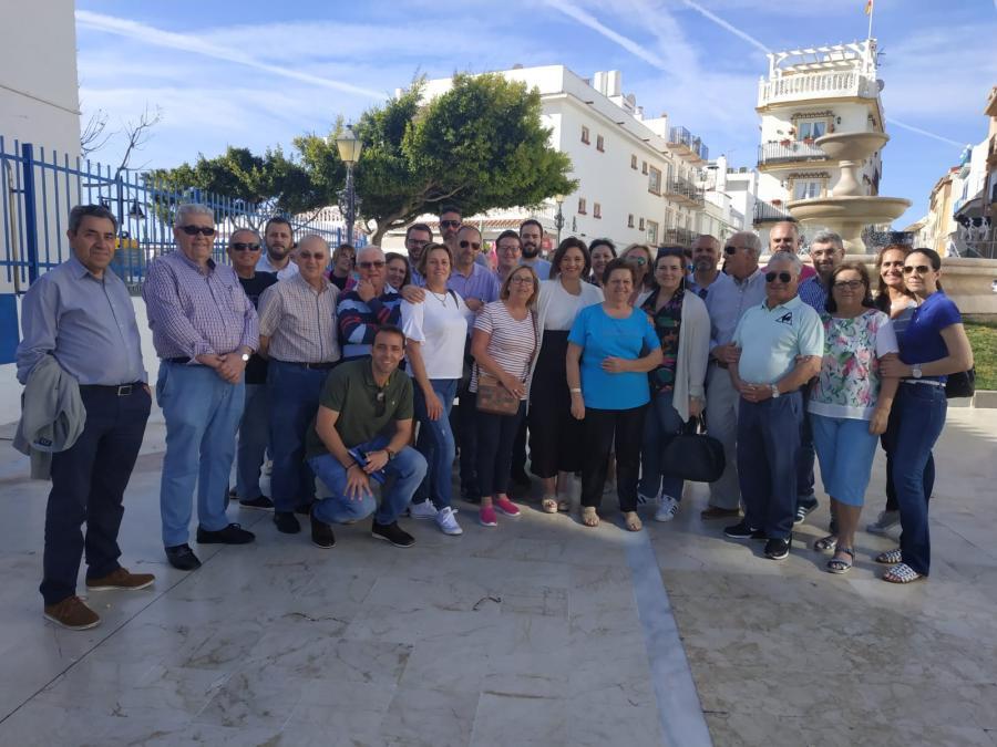 Torremolinos Torremolinos Del Cid impulsará la estabilización de la playa de La Carihuela y reabrirá el parking municipal Aladino