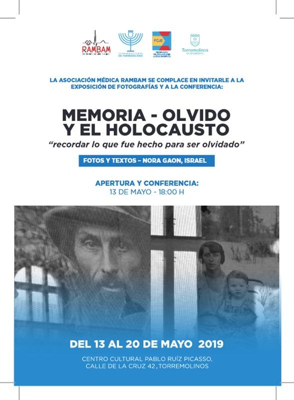 Torremolinos Torremolinos El Centro Cultural Pablo Ruiz Picasso ofrece una exposición fotográfica dedicada a la memoria del Holocausto