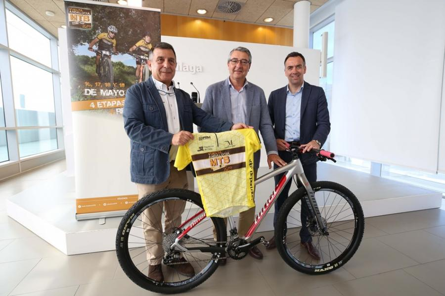 Malaga Malaga La provincia de Málaga acoge dos etapas de la Vuelta Andalucía MTB 2019