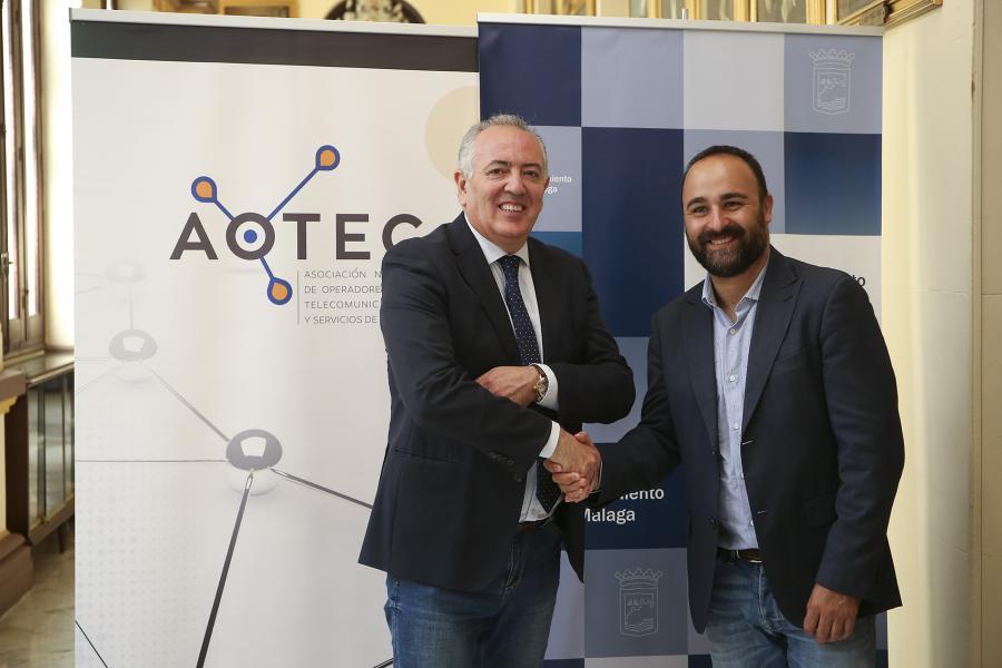 Malaga Malaga La  Feria  Aotec  reunirá  en  Málaga a 119 empresas de telecomunicaciones para la transformación digital