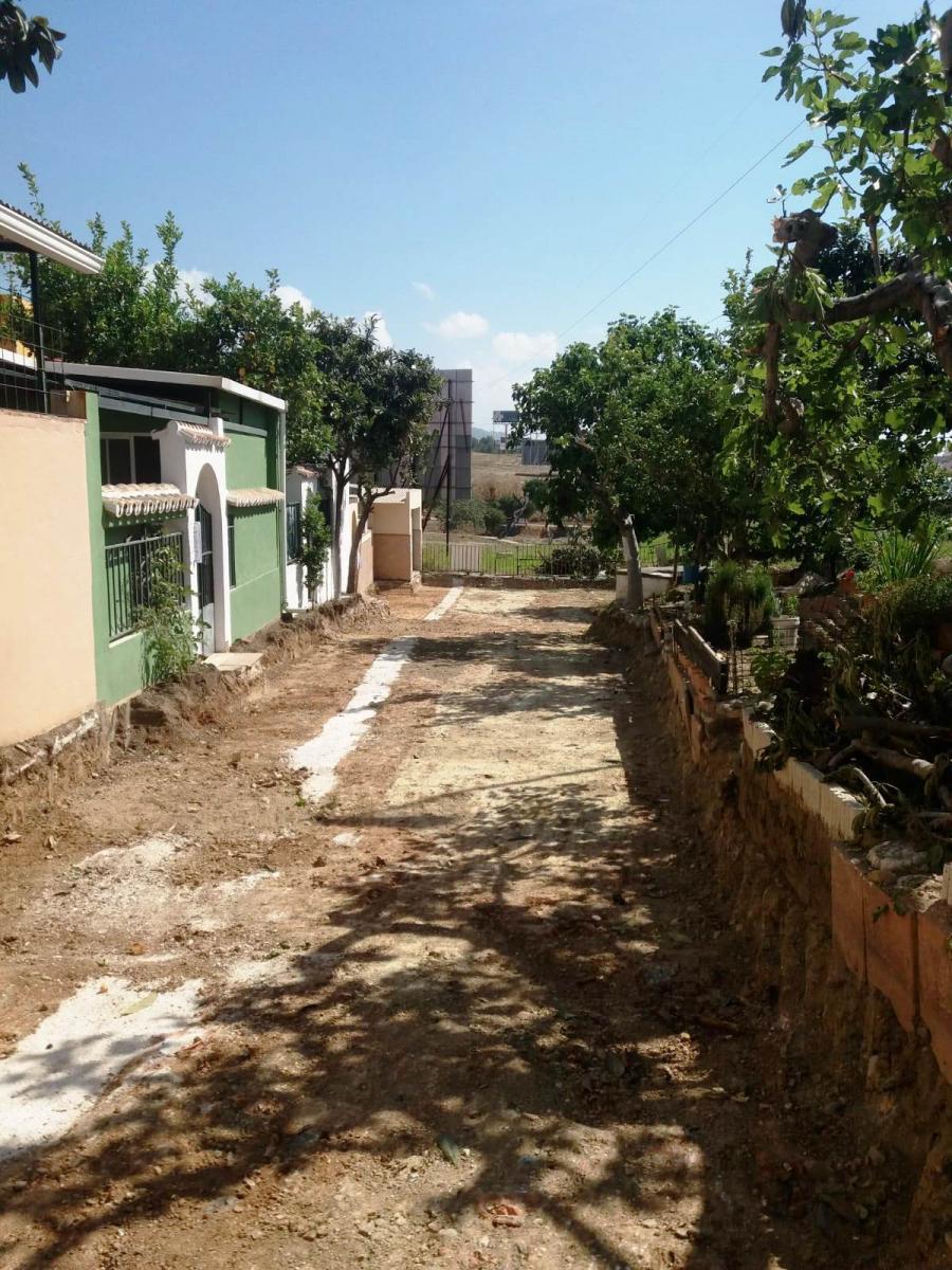 Fuengirola Fuengirola El Ayuntamiento de Fuengirola comienza la reforma de la segunda fase de calle Matagorda