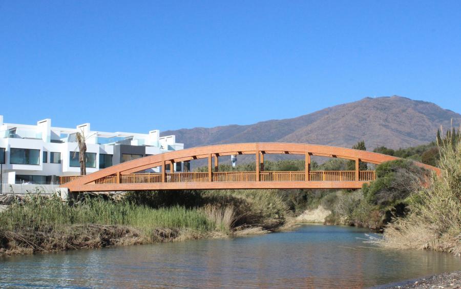 Estepona Estepona El Ayuntamiento de Estepona recibe la autorización para ejecutar un nuevo tramo del corredor litoral en la zona de Riviera Andaluza