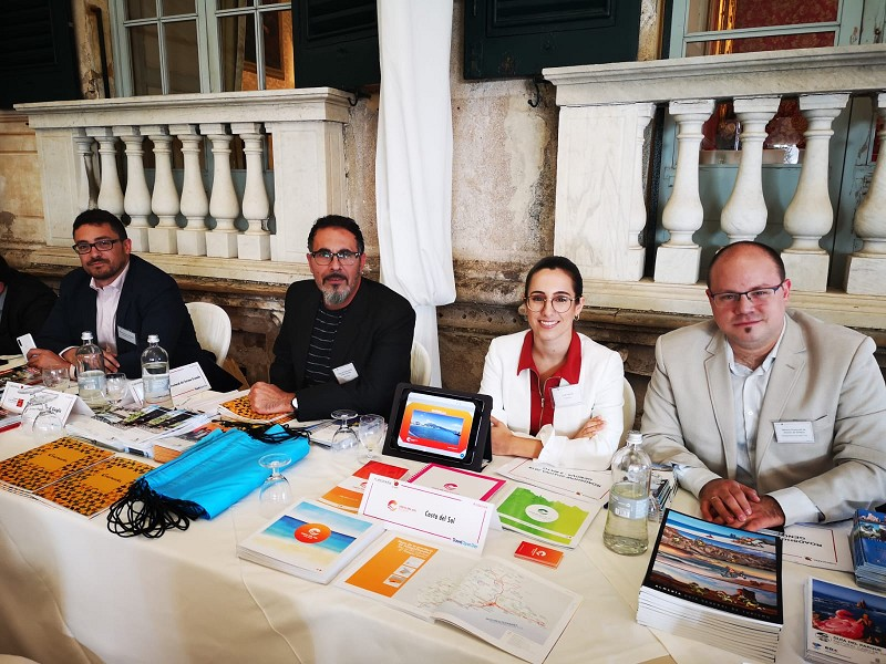 Malaga Malaga La Costa del Sol promociona su oferta en el mercado italiano
