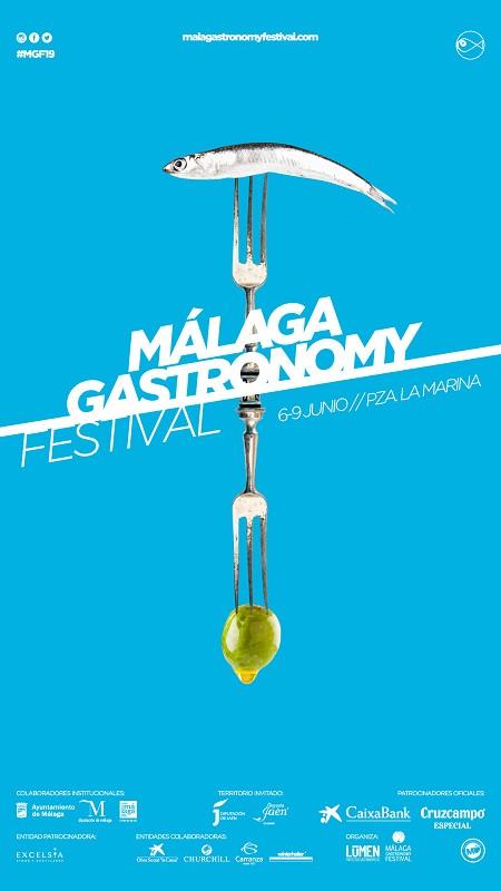 Malaga Malaga 'Sabor a Málaga refuerza la promoción de vinos y quesos de la provincia en la 6º edición de Málaga Gastronomy Festival