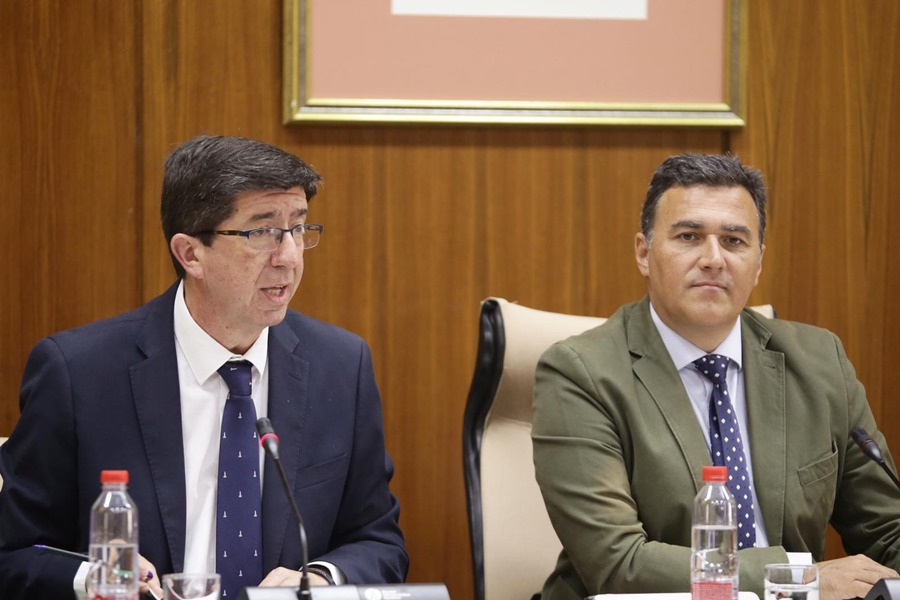 Actualidad Actualidad El malagueño Hernández White presidirá la comisión de Turismo en el Parlamento Andaluz