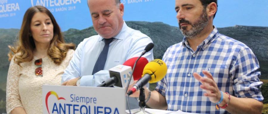 Actualidad Actualidad El PP destaca los 6 millones que la Junta va a destinar al puerto seco de Antequera