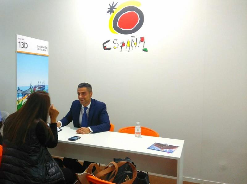 Malaga Malaga La Costa del Sol promociona su oferta de lujo en ILTM Latinoamérica