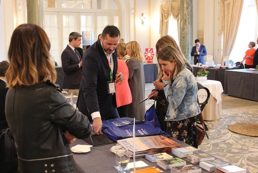 Actualidad Actualidad La acción 'Andalucía en Andalucía' recorrerá este mes las ocho provincias con la participación de 700 agentes de viajes