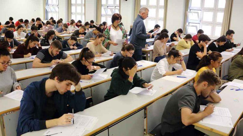 Malaga Malaga La Selectividad arranca este martes con 7.762 aspirantes en Málaga a entrar en la universidad